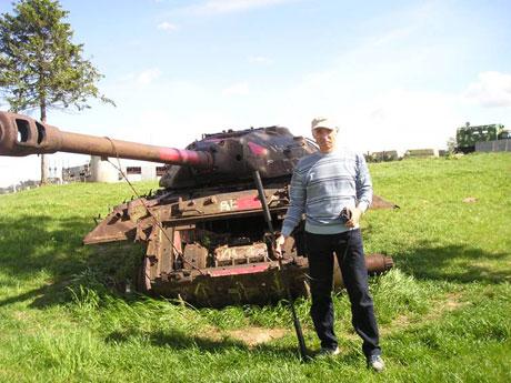 Тяжёлый танк «Иосиф Сталин» (ИС-3)